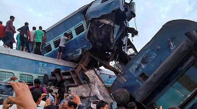 Muzaffarnagar, Muzaffarnagar train accident, Muzaffarnagar train derailment, train accident, train derailment, Puri-Haridwar Kalinga Utkal Express accident, Puri-Haridwar Kalinga Utkal Express, india news