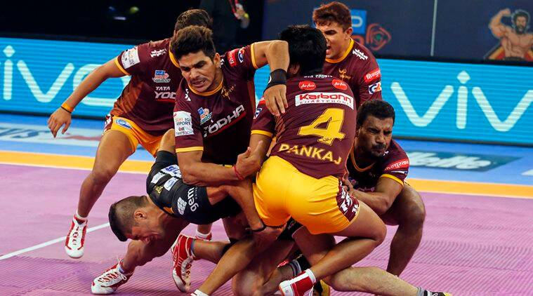 pro kabaddi, pro kabaddi 2017, kabaddi, up yoddha, Patna Pirates, Puneri Paltan, sports news, indian express