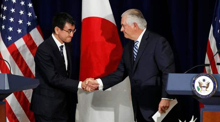 US, Japan, defence cooperation, India, South Korea, Australia, world news