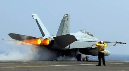 Boeing offers to set up production facility for F/A18 fighter jets in India