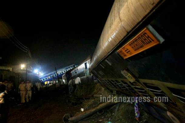 utkal express, utkal express accident, train accident