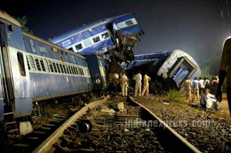 Utkal Express Derailment: Four Railway Officials Suspended