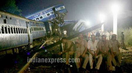 Utkal Express derailment: 'Heard a loud noise, saw coaches flying'