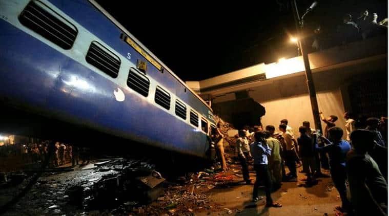 Utkal Express Derailment, FIR registered in Utkal Express Derailment case, Utkal Express, 18477 Kalinga Utkal Express, Muzaffarnagar  Train derailment, Indian Railways, India News, Indian Express News