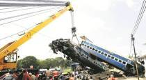 Utkal train accident: Note on tracks was 'tampered'