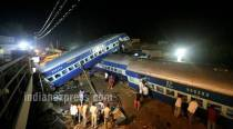 Utkal Express derailment LIVE UPDATES:  Trains on Meerut line cancelled or diverted till 6 PM