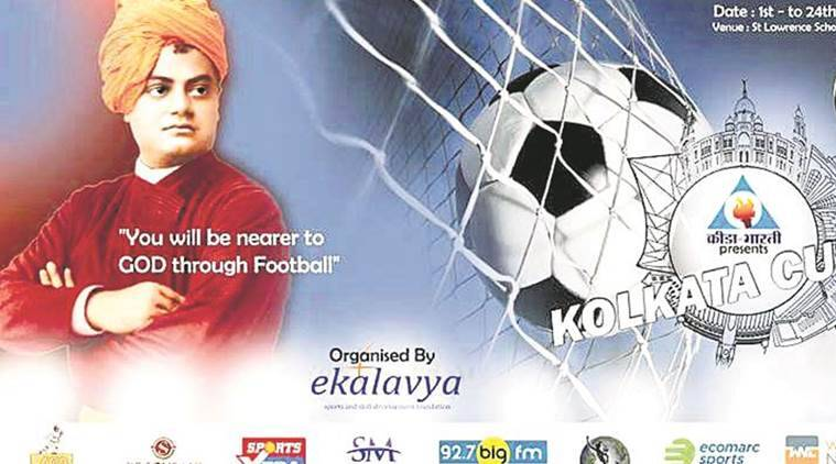RSS, RSS Football, Kolkata Football, Kolkata RSS Football, India News, Indian Express, Indian Express News