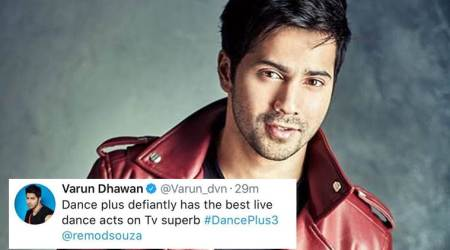 Varun Dhawan's tweet supporting Dance Plus lands him in trouble, see photo