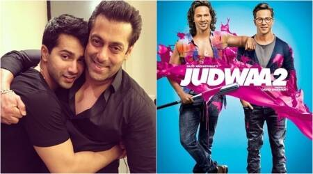 Salman Khan tells fans what happens when 'Judwaa 1 tweets for Judwaa 2', Varun Dhawan is happiest