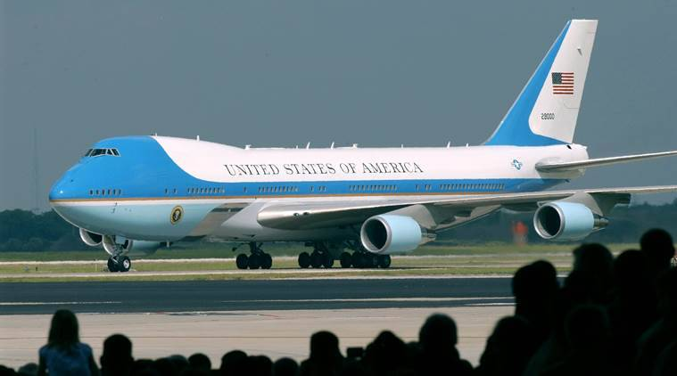 air force one, potus