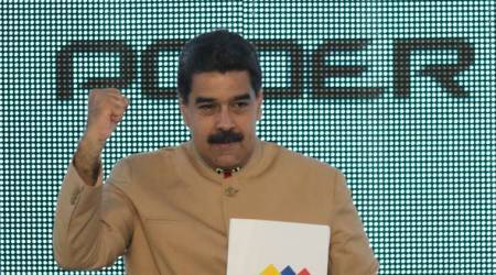 Threats and sanctions don't intimidate me: Venezuelan president Nicolas Maduro on US sanctions