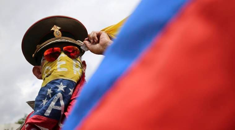 venezuela national stability, china hopes national stability venezuela, venezuela protests, presidential election venezuela, world news, indian express news