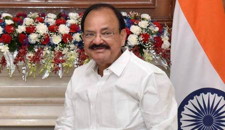 Vice-President M Venkaiah Naidu undergoes angiography at AIIMS, stent placed: Doctors