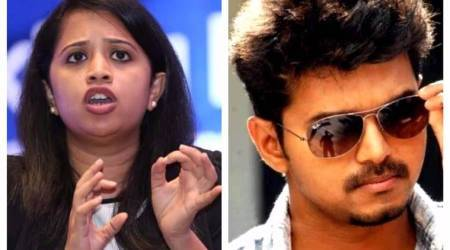 Vijay speaks out against online abuse of woman journalist by his fans