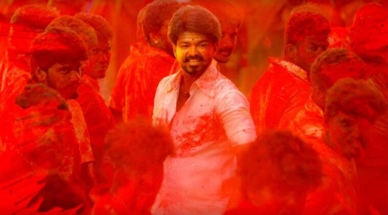 mersal first song, Aalaporaan Thamizhan song, vijay, ar rahman