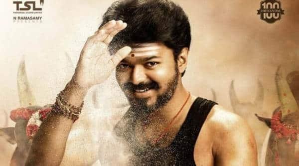 Vijay images, Mersal images, Vijay latest