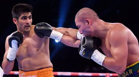 I want peace at Indo-China border, will return the belt, says Vijender Singh