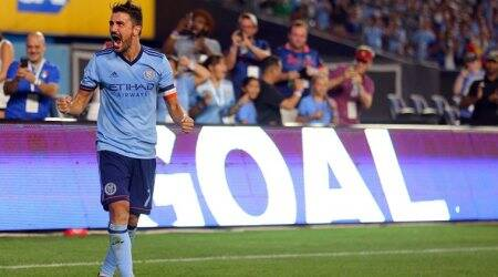 David Villa makes surprise return to Spain squad