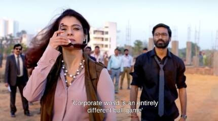 VIP 2 Lalkar movie review: This Dhanush film is 99 percent tosh
