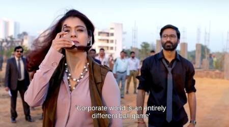 VIP 2 lalkar movie review, VIP 2, Dhanush, Kajol, Dhanush kajol movie VIP 2