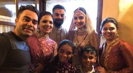 Anushka Sharma and Virat Kohli get married in Italy, see photo