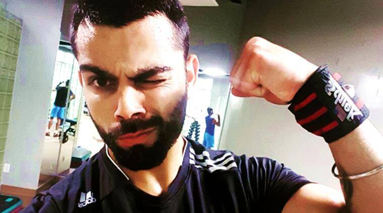 Image result for virat kohli exercise