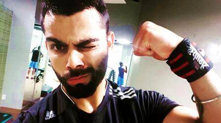Watch: Virat Kohli's WORKOUT VIDEO will give you the FITNESS dose you need