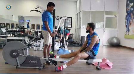 Want to be supremely fit like Virat Kohli? This video could help
