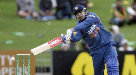 WATCH: Virender Sehwag maintains 'usool' of big sixes in exhibition tournament