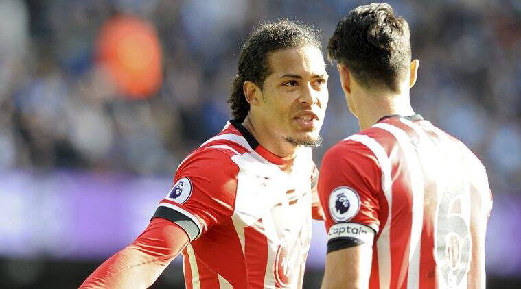 Virgil van Dijk, Southampton, Indian Express