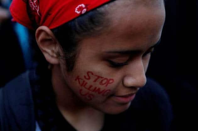 charlottesville photos, charlottesville prayer service, virginia violence, virginia protests, indian express