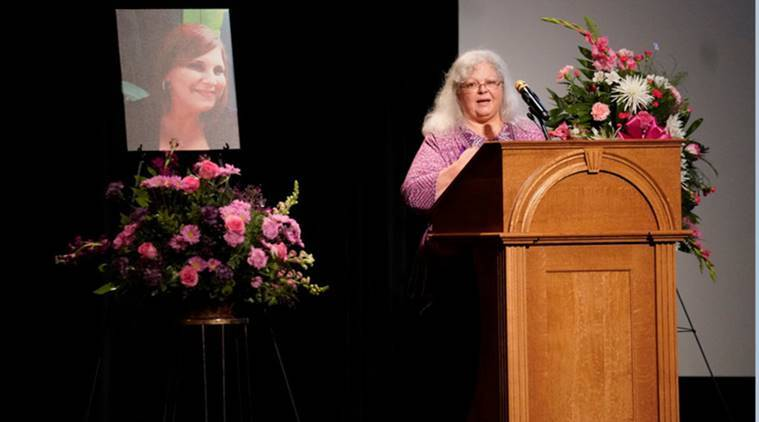Heather Heyer Memorial: Mourners honor woman killed at Virginia rally