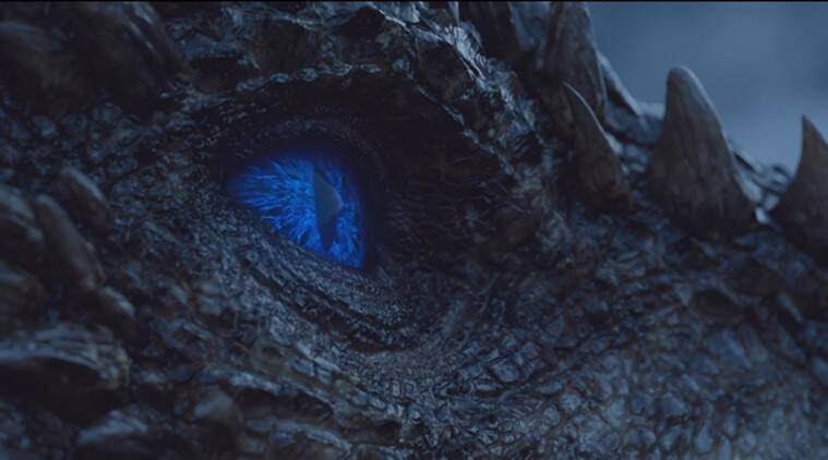 Game Of Thrones Season 7 Episode 6 Beyond The Wall Summary Night King Downs Viserion Jon Bends The Knee Entertainment News The Indian Express