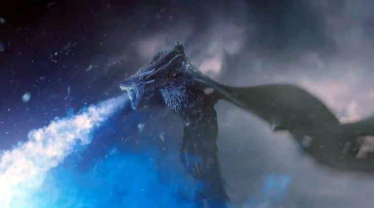 game of thrones season 7 review, game of throne season 7, game of thrones season 7 finale, the dragon and the wolf, night king, viserion, jon snow, daenerys targaryen
