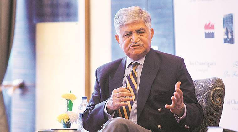 V P Malik, former army chief, china, india china ties, india china relationship, india china economy, indian express news, india news