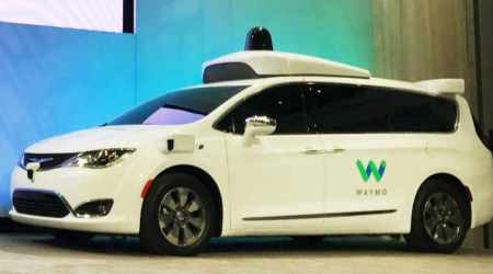 Google's Waymo patents soft self-driving cars