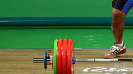 weightlifting, bulgaria weightlifting, Velichko Cholakov