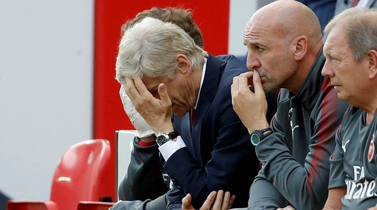 arsene wenger, wenger, liverpool, arsenal, liverpool vs arsenal, anfield, premier league, football, sports news, indian express