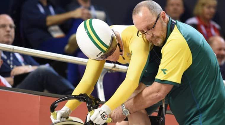 Gary West, Anna Meares, 2012 London Olympics, Cycling Australia