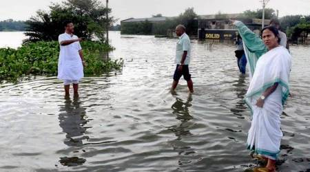 At least 152 dead, 1.5 crore people hit by flood in West Bengal, says CM MamataBanerjee