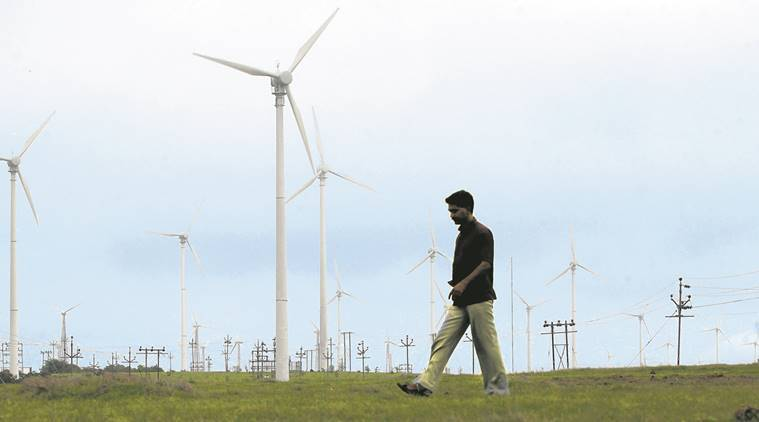 Wind Power,  Wind Power connectiviy,  Wind Power grid connectivity, cerc, Renewable Energy, indian express news, business news