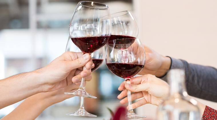 wine tasting process, oldest Italian wine, wine production, red wine, white wine, Indian express, Indian express news