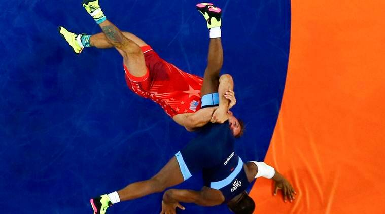 manish, sajan, junior world wrestling championships, world championships, manish wrestling, sajan wrestling, wrestling, wrestling news, sports news, indian express