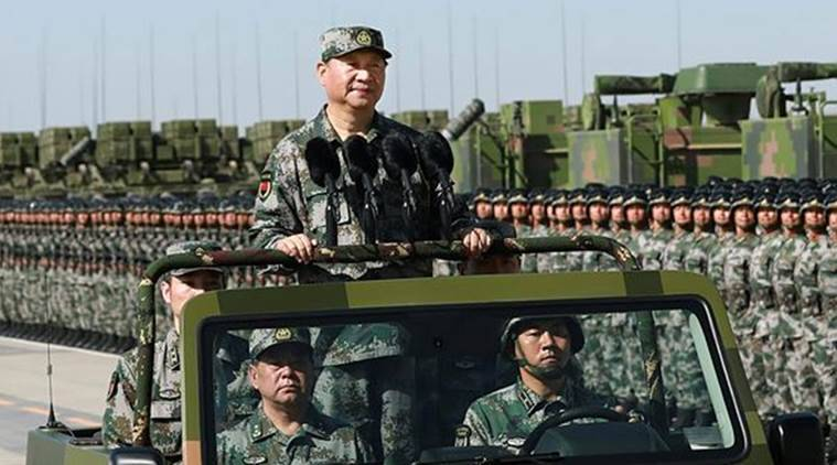 Xi Jinping, China, PLA, Chinese Army, soverignity, India China, Indo China, Indian Express China, Indian Express Business