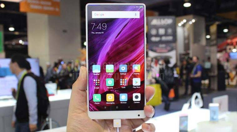 Xiaomi Mi MIX 2 live photo allegedly leaks