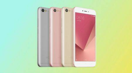 Xiaomi Redmi Note 5A launched: Key specifications, price, and more