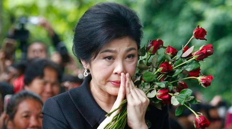 Yingluck Shinawatra unkown whereabouts, Yingluck Shinawatra jail, Yingluck Shinawatra fled, Yingluck Shinawatra negligence, world news, indian express news