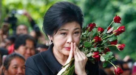 Whereabouts of former Thailand's PM Yingluck unknown, defence minister says