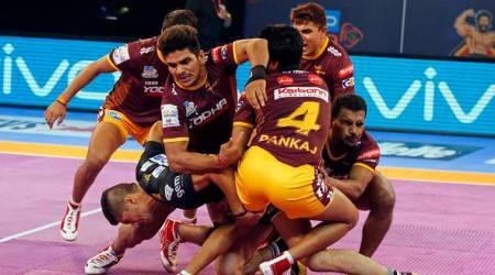 Pro Kabaddi 2017: U Mumba too hot to handle for UP Yoddha