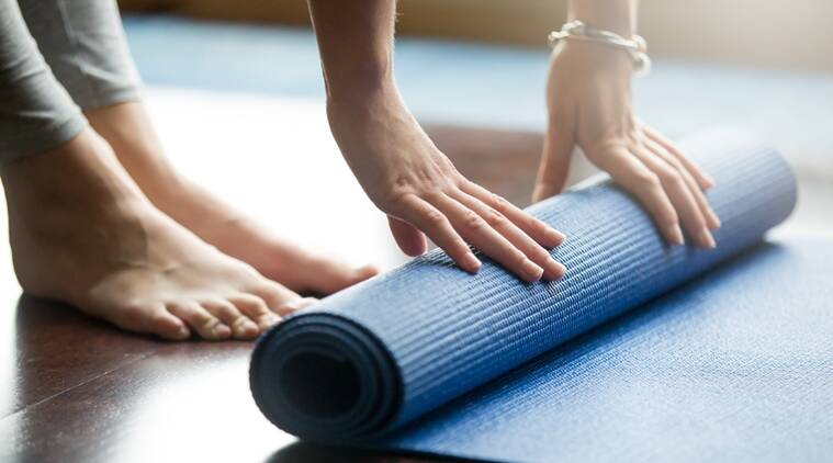 Yoga mats and other furniture might cause infertility in women
